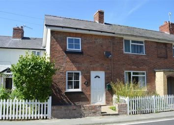 Thumbnail 2 bed terraced house to rent in Pear Tree Cottage, Kerry, Newtown, Powys