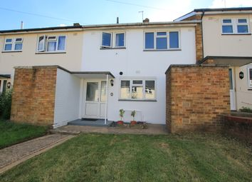 Thumbnail 2 bed terraced house for sale in Pound Court, Pound Avenue, Stevenage