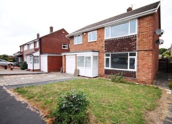 Thumbnail 5 bedroom detached house for sale in Devonshire Road, Belmont, Durham