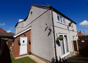 Thumbnail 2 bed semi-detached house for sale in Butcher Street, Rhosllanerchrugog, Wrexham