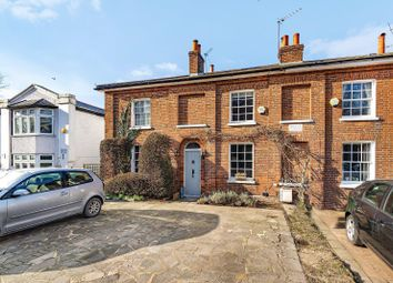 3 bed terraced house for sale in Myrtle Cottages, Portsmouth Road, Esher KT10