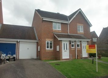Thumbnail 2 bed semi-detached house to rent in Milton, Oxfordshire