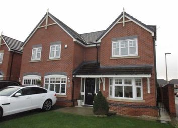 Thumbnail 5 bedroom detached house for sale in Priestfields, Leigh