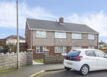 Thumbnail 2 bedroom flat for sale in Bryngolau, Gorseinon, Swansea