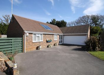 Thumbnail 3 bed detached bungalow for sale in Osbern Close, Bexhill-On-Sea