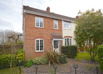 Thumbnail 2 bed property for sale in Abbey Meadow, Sible Hedingham, Halstead