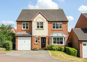 Thumbnail 5 bed detached house for sale in Two Oaks Avenue, Burntwood