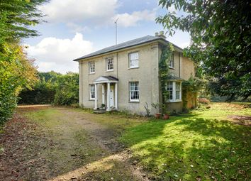 Thumbnail 5 bed detached house for sale in Bigsbys Corner, Benhall, Saxmundham