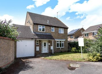 Thumbnail 4 bed detached house for sale in Butlers Drive, Carterton