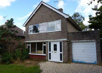 Thumbnail 3 bed detached house for sale in Glebeland Close, Dorchester, Dorset
