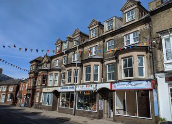 Thumbnail 1 bed flat to rent in New Parade, Cromer