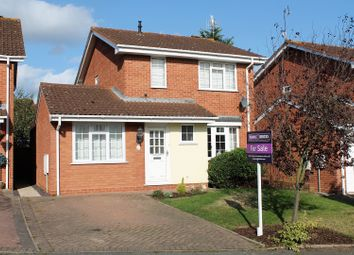 Thumbnail 4 bed detached house for sale in Low Fold Close, Worcester