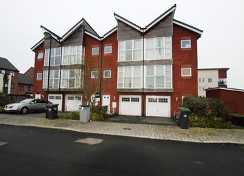 Thumbnail 3 bed town house for sale in Brentleigh Way, Hanley, Stoke-On-Trent