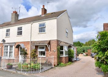 Thumbnail 2 bed terraced house for sale in Main Street, Sedgeberrow, Evesham