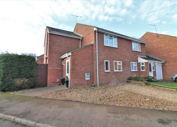 Thumbnail 3 bed semi-detached house for sale in Stone Road, Beetley