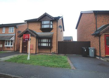 Thumbnail 3 bed detached house to rent in Ascot Drive, Grantham