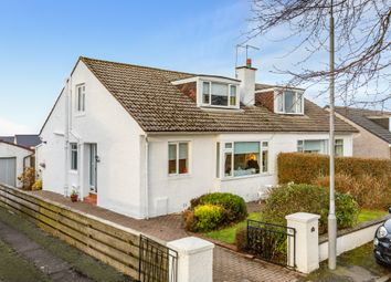 Thumbnail 3 bed semi-detached bungalow for sale in 20 Alnwick Drive, Eaglesham