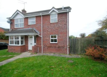 Thumbnail 4 bedroom detached house to rent in Pym Close, Thorpe St. Andrew, Norwich