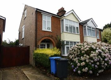 Thumbnail 3 bed semi-detached house for sale in Powling Road, Ipswich, Suffolk