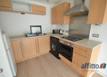 Thumbnail 1 bedroom flat to rent in Albion Street, Horsley Fields, Wolverhampton