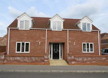 Thumbnail 3 bed property for sale in Crofters Close, King's Lynn