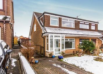 Thumbnail 3 bedroom semi-detached house for sale in Quick View, Mossley, Greater Manchester
