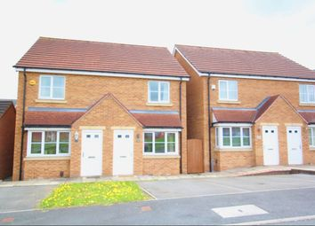 Thumbnail 2 bed semi-detached house for sale in Pennwell Dean, Leeds