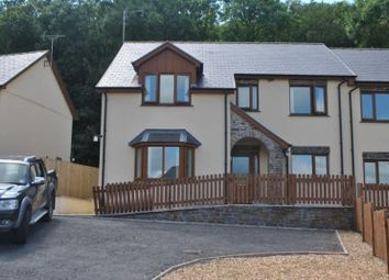 Thumbnail 4 bed property to rent in Cysgod-Y-Coed, Cwmann, Lampeter