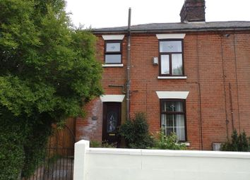Thumbnail 3 bed semi-detached house to rent in Lowestoft Road, Gorleston, Great Yarmouth
