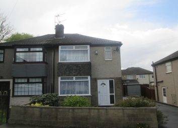 Thumbnail 3 bed semi-detached house to rent in Flockton Road, East Bowling