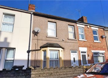 Thumbnail 3 bedroom terraced house for sale in Summers Street, Swindon