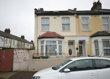 Thumbnail 4 bed terraced house for sale in St Olaves Road, East Ham