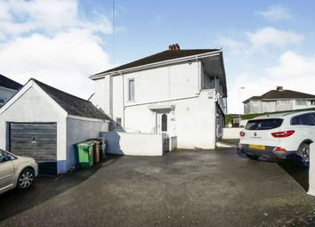 Thumbnail 1 bed flat for sale in Plympton, Plymouth, Devon