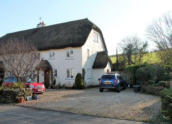 Thumbnail 5 bed cottage for sale in The Drive, Holbeton, Plymouth, Devon