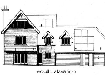 Thumbnail 4 bed detached house for sale in Plot 4, Cedars Close, Ixworth Road, Thurston