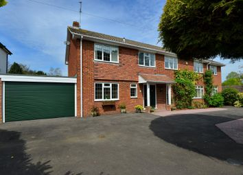Thumbnail 5 bedroom detached house for sale in St. Lawrence Forstal, Canterbury