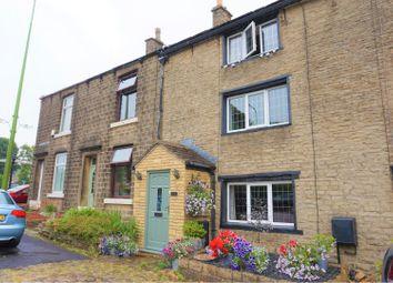 Thumbnail 3 bed terraced house for sale in Stalybridge Road, Mottram