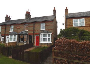 Thumbnail 2 bed end terrace house for sale in St. Neots Road, Eaton Ford, St. Neots