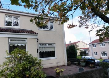 Thumbnail 3 bed end terrace house for sale in Manitoba Crescent, Westwood, East Kilbride