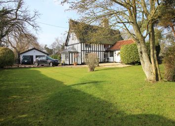 Thumbnail 3 bed detached house for sale in Station Road, Alburgh, Harleston