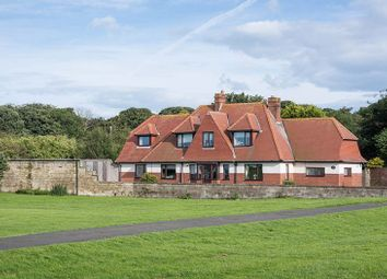 Thumbnail 4 bedroom detached house for sale in Cresswell, Morpeth