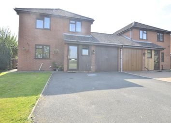 Thumbnail 4 bed link-detached house for sale in 25 Cheltenham Road, Beckford, Tewkesbury, Gloucestershire