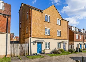 4 bed town house for sale in Intelligence Walk, Repton Park, Ashford TN23