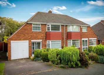 Thumbnail 3 bed semi-detached house for sale in Dovedale Road, Ettingshall Park, Wolverhampton