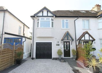 Thumbnail 3 bed semi-detached house for sale in Malden Road, North Cheam, Sutton