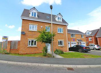 Thumbnail 4 bed detached house for sale in Rosswood Road, Ellesmere Port