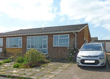 Thumbnail 2 bed semi-detached bungalow for sale in Oldfield Crescent, Hailsham