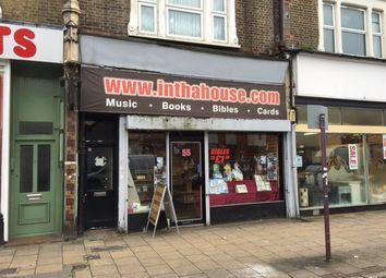Thumbnail Retail premises to let in High Street, Thornton Heath