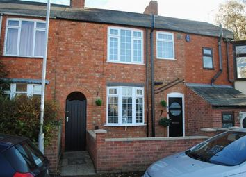 Thumbnail 3 bed terraced house for sale in Manor Road, Kingsthorpe, Northampton