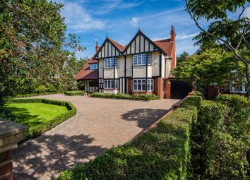 Thumbnail 6 bed detached house for sale in Sandringham Road, Birkdale, Southport